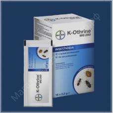 К-Отрин ВГ 250 25% K-Othrine wg 250