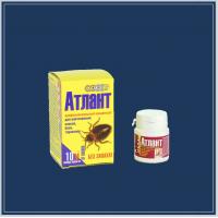 Атлант ВП (Ацетамиприд 20%) в банке 5г
