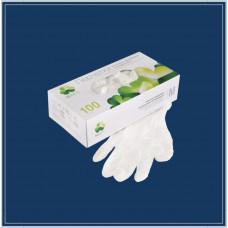 Перчатки виниловые универсального назначения