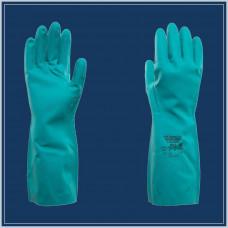 Перчатки Nitrosol EN15F 10 зел