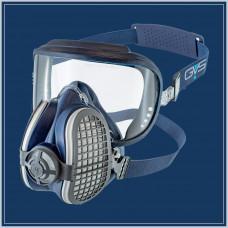 Полумаска с защитой зрения Elipse Integra P3 с защитой от запаха размер  M/L