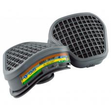 Сменные фильтры Elipse AВЕК1 для полумасок SPR487/488  комплект 2 шт